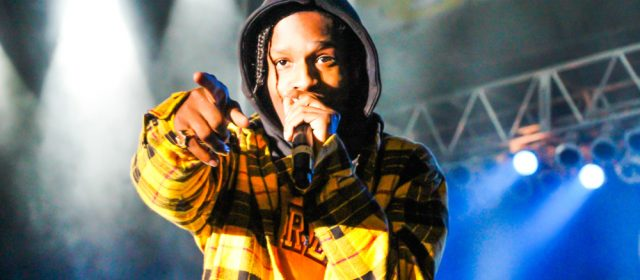Stockholm bjuder på Hip Hop